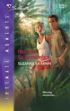 Her Man to Remember ebook by Suzanne McMinn