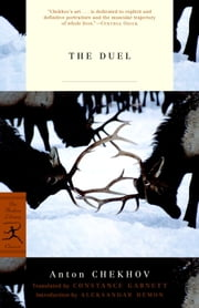 The Duel ebook by Anton Chekhov,Constance Garnett,Aleksandar Hemon