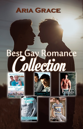 Best Gay Romance Collection ebook by Aria Grace