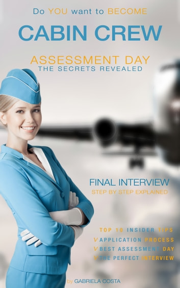 Cabin Crew Interview Revealed ebook by Gabriela Costa