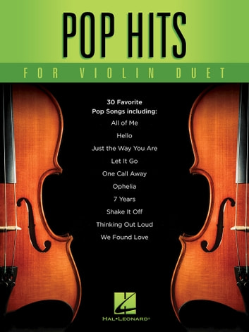 Pop Hits for Violin Duet ebook by Hal Leonard Corp.