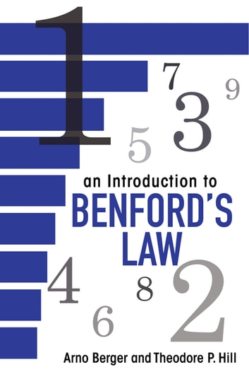 An Introduction to Benford's Law ebook by Arno Berger,Theodore P. Hill