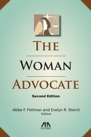 The Woman Advocate ebook by Evelyn Storch,Abbe Fletman