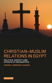 Christian-Muslim Relations in Egypt - Politics, Society and Interfaith Encounters ebook by Henrik Lindberg Hansen