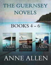 The Guernsey Novels- Books 4-6 - Box Set Vol 2 ebook by Anne Allen