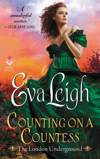 Counting on a Countess - The London Underground ebook by Eva Leigh