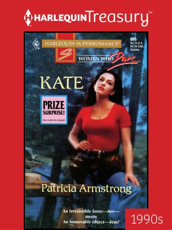 Kate ebook by Patricia Armstrong