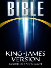 BIBLE: King James Version (KJV) ebook by King James