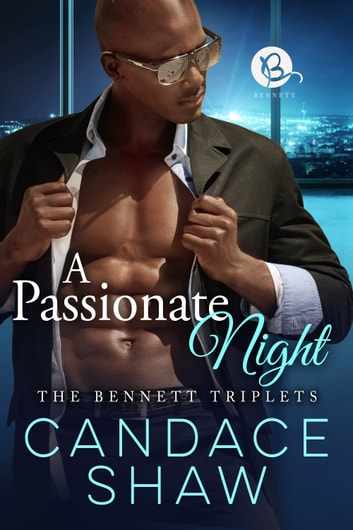 A Passionate Night 電子書 by Candace Shaw