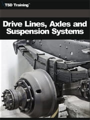 Auto Mechanic - Drive, Lines, Axles and Suspension Systems (Mechanics and Hydraulics) - Includes Fundamentals, Propeller Shaft Assemblies, Construction, Operation, Maintenance, Shafts, Universal Joints, Axle Assemblies, Live Axles, Differentials, Inspection, Suspension Systems, Frames, Springs, Shock Absorbers, Tires, and Wheels ebook by TSD Training