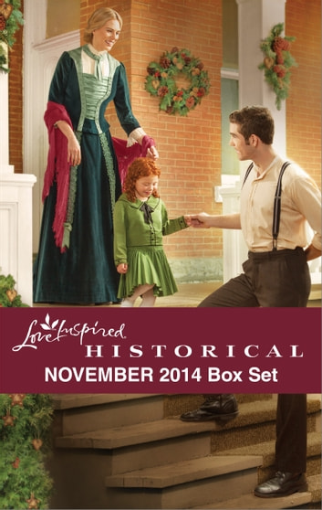Love Inspired Historical November 2014 Box Set - Her Holiday Family\The Bride Ship\A Pony Express Christmas\Rocky Mountain Dreams ebook by Winnie Griggs,Regina Scott,Rhonda Gibson,Danica Favorite