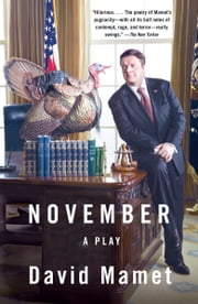November ebook by David Mamet