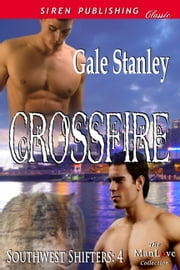 Crossfire ebook by Gale Stanley