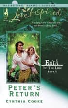 Peter's Return ebook by Cynthia Cooke