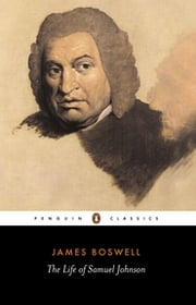 The Life of Samuel Johnson ebook by James Boswell,David Womersley