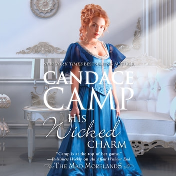 His Wicked Charm audiobook by Candace Camp