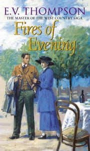 Fires Of Evening ebook by E. V. Thompson