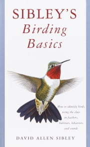 Sibley's Birding Basics ebook by David Allen Sibley