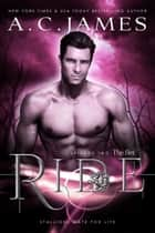 Ride: The Bet ebook by A.C. James