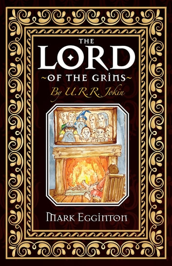 The Lord Of The Grins ebook by Mark Egginton