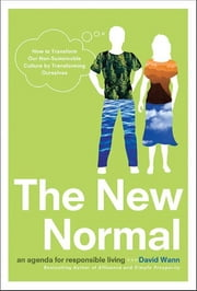 The New Normal - An Agenda for Responsible Living ebook by David Wann