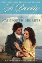 The Stanforth Secrets ebook by Jo Beverley