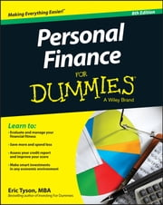 Personal Finance For Dummies ebook by Eric Tyson