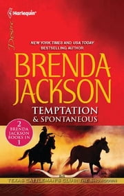 Temptation & Spontaneous: Temptation\Spontaneous ebook by Brenda Jackson