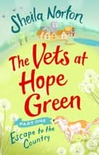The Vets at Hope Green: Part One - Escape to the Country ebook by Sheila Norton
