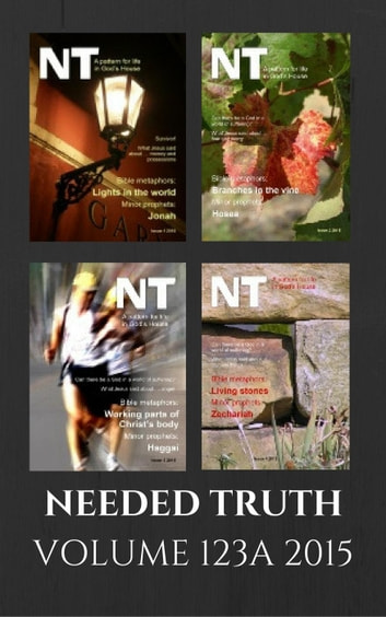 Needed Truth 2015 (Volume 123A) ebook by Hayes Press