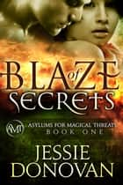 Blaze of Secrets ebook by Jessie Donovan