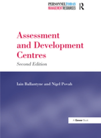 Assessment and development centres ebook by iain ballantyne assessment and development centres ebook by iain ballantynenigel povah fandeluxe Choice Image
