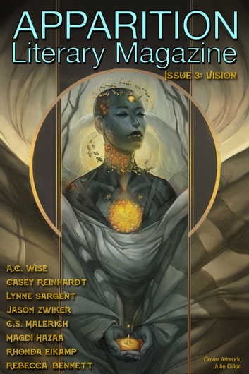Apparition Lit, Issue 3: Vision (July 2018) ebook by ApparitionLit