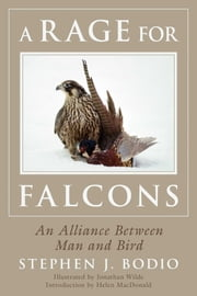 A Rage for Falcons - An Alliance Between Man and Bird ebook by Stephen Bodio, Jonathan Wilde, Helen Macdonald