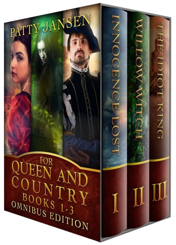 For Queen And Country Books 1-3 Omnibus ebook by Patty Jansen