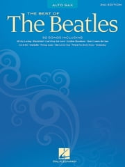 Best of the Beatles (Songbook) - Alto Sax ebook by The Beatles