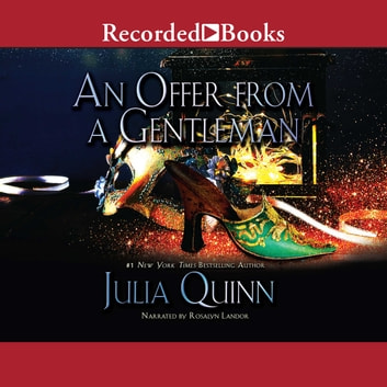 An Offer from a Gentleman audiobook by Julia Quinn