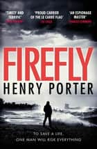 Firefly - Winner of the 2019 Wilbur Smith Adventure Writing Prize ebook by Henry Porter