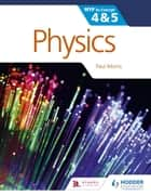 Physics for the IB MYP 4 & 5 - By Concept ebook by Paul Morris
