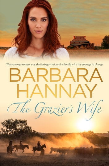 The Grazier's Wife ebook by Barbara Hannay