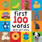 Big Board First 100 Words ebook by Roger Priddy