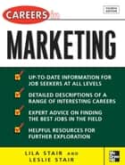Careers in Marketing ebook by Leslie Stair