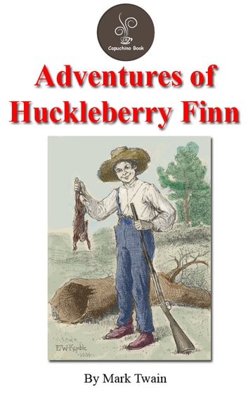 a short summary of the adventures of huckleberry finn by mark twain A brief overview based on the tale of physical, moral and psychological transition of a young boy into a young man, the adventures of tom sawyer by mark twain is regarded as one of the most popular american fictions in the 19th century.