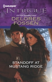 Standoff at Mustang Ridge ebook by Delores Fossen
