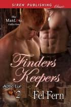 Finders Keepers ebook by Fel Fern