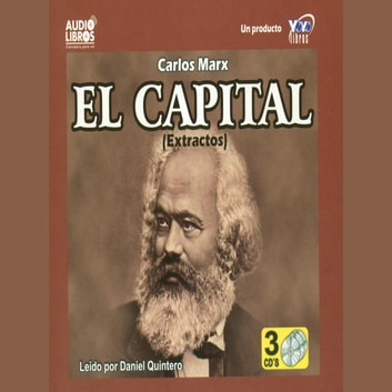 EL CAPITAL audiobook by CARLOS MARX