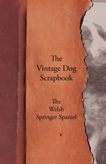 The Vintage Dog Scrapbook - The Welsh Springer Spaniel ebook by Various Authors