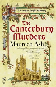 The Canterbury Murders ebook by Maureen Ash