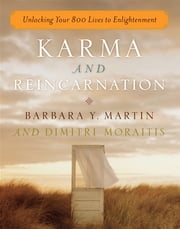 Karma and Reincarnation - Unlocking Your 800 Lives to Enlightenment ebook by Barbara Y. Martin,Dimitri Moraitis