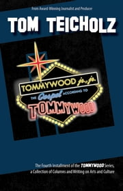 Tommywood Jr., Jr: The Gospel According to Tommywood ebook by Tom Teicholz